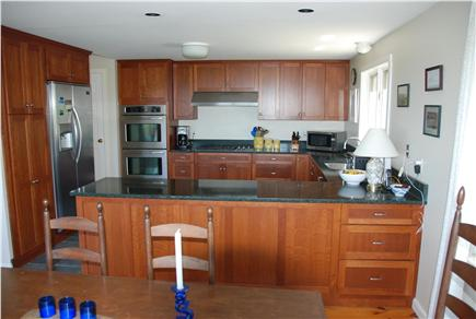 Chilmark Martha's Vineyard vacation rental - Open concept makes entertaining a breeze.