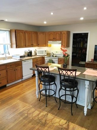 Oak Bluffs Martha's Vineyard vacation rental - Kitchen with up to date appliances.