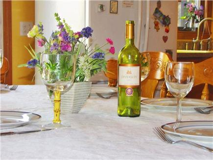 Oak Bluffs Martha's Vineyard vacation rental - Dine and relax