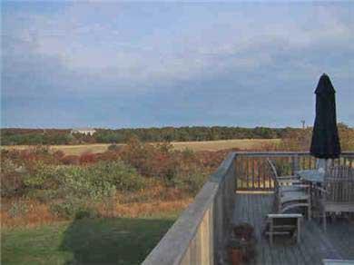 Edgartown Martha's Vineyard vacation rental - Panoramic meadow views!