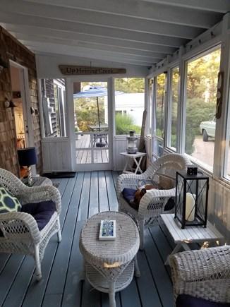 Katama - Edgartown, Edgartown Martha's Vineyard vacation rental - Lovely porch