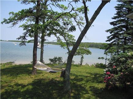 Vineyard Haven Martha's Vineyard vacation rental - On the shore of Lake Tashmoo