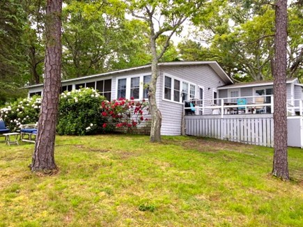 Vineyard Haven Martha's Vineyard vacation rental - Lakeside of Cottage