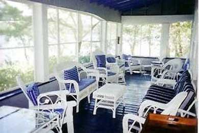 Vineyard Haven Martha's Vineyard vacation rental - Screened Porch