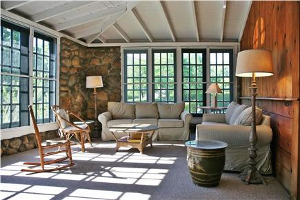 Vineyard Haven Martha's Vineyard vacation rental - Spacious, bright, and lofted living area