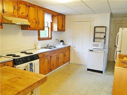 Vineyard Haven Martha's Vineyard vacation rental - Large kitchen area, adjacent to dining room and bathrooms