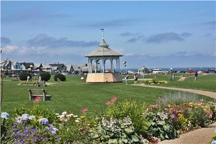 Oak Bluffs Martha's Vineyard vacation rental - Ocean Park steps away