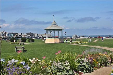 Oak Bluffs Martha's Vineyard vacation rental - Ocean Park steps away