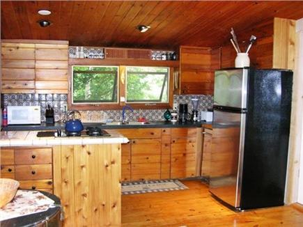 West Tisbury  near State Fores Martha's Vineyard vacation rental - Kitchen