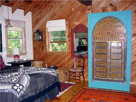 West Tisbury  near State Fores Martha's Vineyard vacation rental - Bedroom
