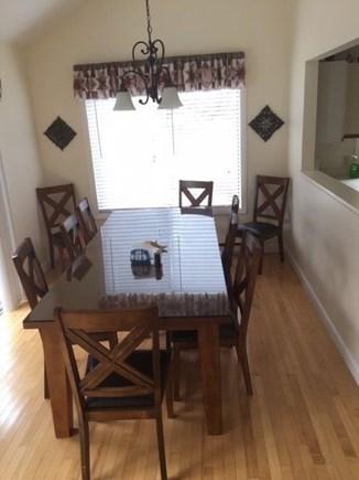 Edgartown Martha's Vineyard vacation rental - Dining room table