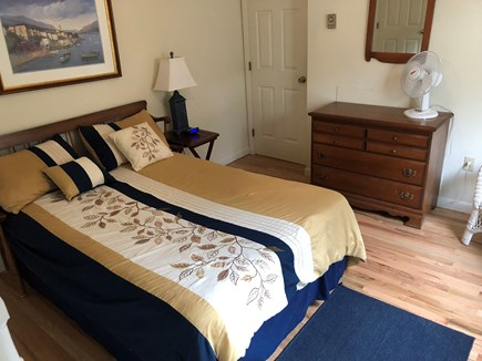 Edgartown Martha's Vineyard vacation rental - 3rd Bedroom w/Queen bed