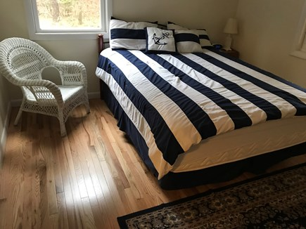 Edgartown Martha's Vineyard vacation rental - 4th Bedroom w/Full bed