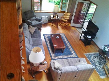 West Tisbury, Longview Community Martha's Vineyard vacation rental - Spaciuos family room