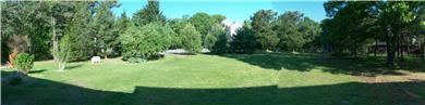 Oak Bluffs Martha's Vineyard vacation rental - Front yard