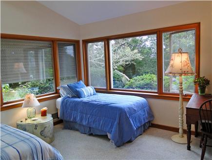 West Tisbury Martha's Vineyard vacation rental - Second Twin Bedroom