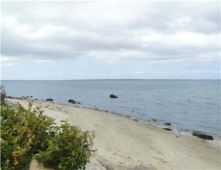 West Tisbury Martha's Vineyard vacation rental - Private beach, spectacular!