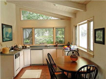 West Tisbury Martha's Vineyard vacation rental - Smaller dining area