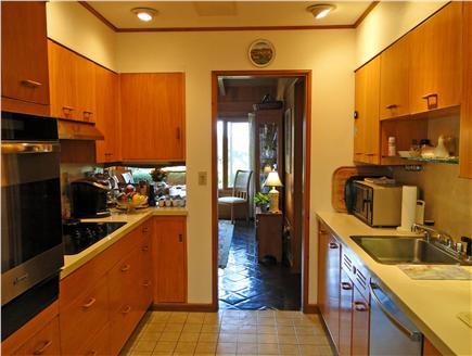 West Tisbury Martha's Vineyard vacation rental - Modern kitchen appliances