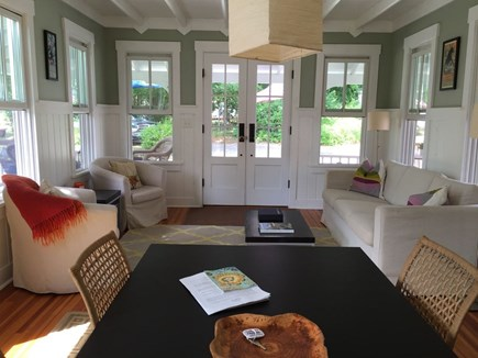 Oak Bluffs Martha's Vineyard vacation rental - Dining and Living Room