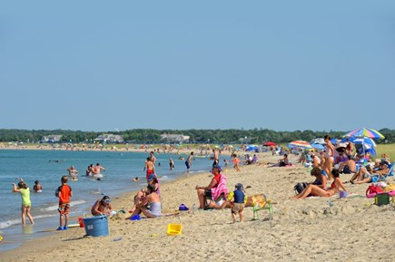 Oak Bluffs Martha's Vineyard vacation rental - State Beach - 2 miles away