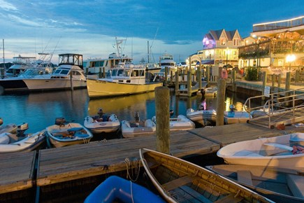 Oak Bluffs Martha's Vineyard vacation rental - Oak Bluffs Harbor - 5 minute walk