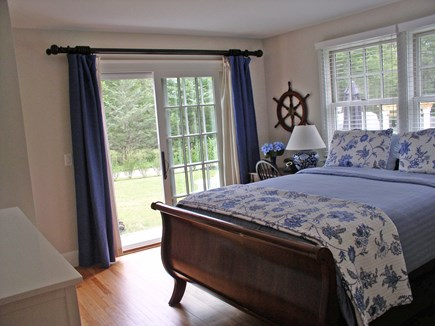 Oak Bluffs Martha's Vineyard vacation rental - Guest Bedroom #1 (with Queen) on 1st Floor