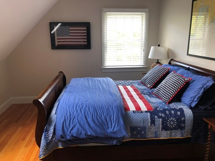 Oak Bluffs Martha's Vineyard vacation rental - Guest Bedroom #2 (with Queen) on 2nd Floor