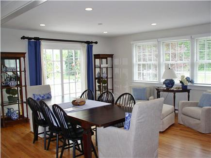 Oak Bluffs Martha's Vineyard vacation rental - Great Room with Dining and Living Rooms.