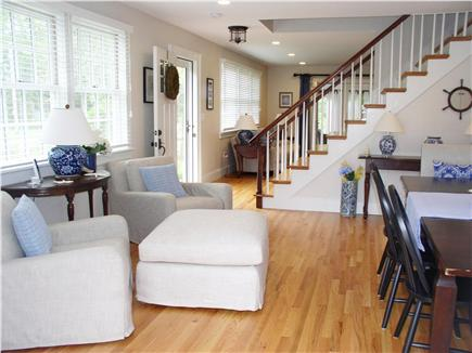 Oak Bluffs Martha's Vineyard vacation rental - Great Room with Lounge