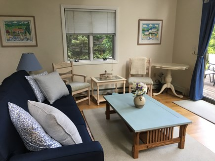 Edgartown Martha's Vineyard vacation rental - Room with a view