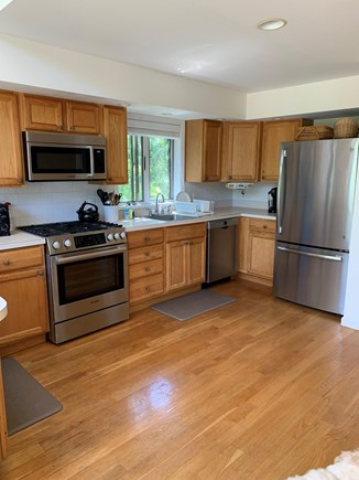 Edgartown Martha's Vineyard vacation rental - Spacious well-equipped kitchen w/ new appliances installed 2021
