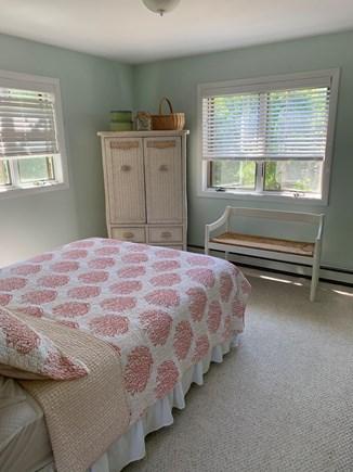 Edgartown Martha's Vineyard vacation rental - Queen Bedroom Main Floor