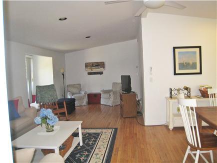 Vineyard Haven Martha's Vineyard vacation rental - Twenty four foot long living room