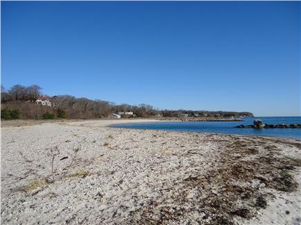 Vineyard Haven Martha's Vineyard vacation rental - Owens Park Beach walking distance from house