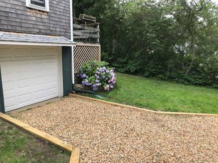 Vineyard Haven Martha's Vineyard vacation rental - Arrive and enjoy the yard and full length back deck
