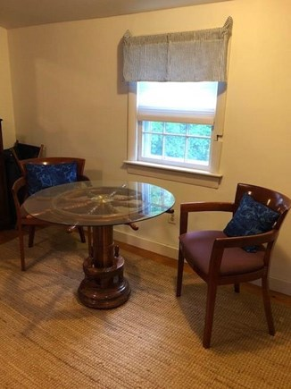 Vineyard Haven Martha's Vineyard vacation rental - 2nd floor seating area