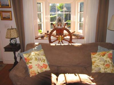 Vineyard Haven Martha's Vineyard vacation rental - Sunny Bay window