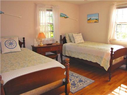 Vineyard Haven Martha's Vineyard vacation rental - Guest bedroom- first floor with writing desk