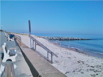 Oak Bluffs Martha's Vineyard vacation rental - Beautiful Inkwell Beach is just steps away