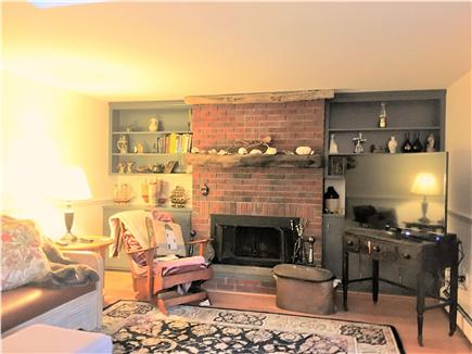 Oak Bluffs Martha's Vineyard vacation rental - Great Family Room !