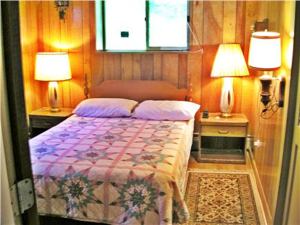 Oak Bluffs Martha's Vineyard vacation rental - Bedroom 1 (downstairs)