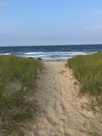 Edgartown Martha's Vineyard vacation rental - Vineyard beach ready for sun and fun...