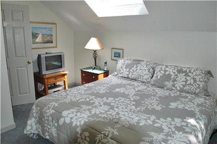 Edgartown Martha's Vineyard vacation rental - Master Bedroom (upstairs)