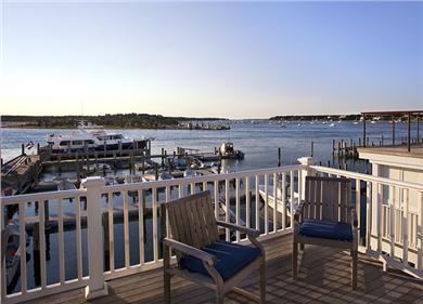 Edgartown Martha's Vineyard vacation rental - Cocktails on the Harbor