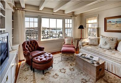 Edgartown Martha's Vineyard vacation rental - Sun Room