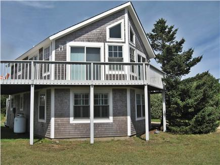 Katama - Edgartown, edgartown Martha's Vineyard vacation rental - View of  home with decks