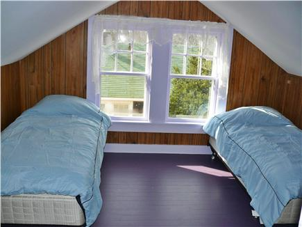 Oak Bluffs Martha's Vineyard vacation rental - Twin beds upstairs