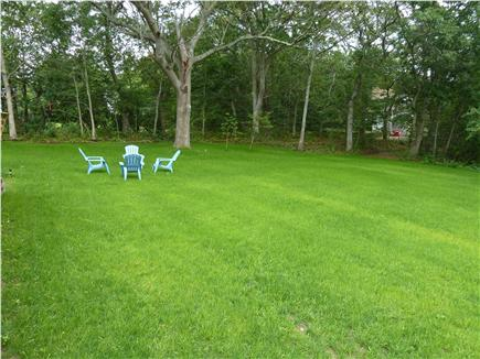 Oak Bluffs Martha's Vineyard vacation rental - Huge, private back yard