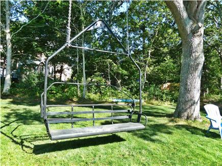 Oak Bluffs Martha's Vineyard vacation rental - Only chairlift swing on Martha's Vineyard